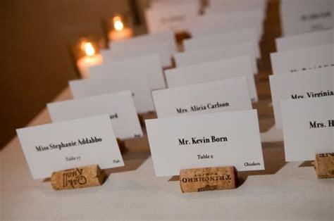 how to make wedding reception place cards bądź kreatywny uwolnij siebie jak wykorzystać korki z butelek po winie