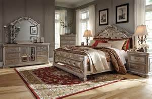 birlanny bedroom b720 in silver finish by furniture