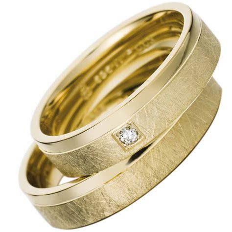 Eheringe Gold Matt by Eheringe Gold Matt Schmal Bappa Info