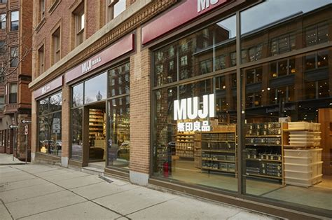 home design store boston muji flagship store boston massachusetts 187 retail