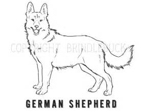 german shepherd coloring pages german shepherd to color printables pictures to pin on