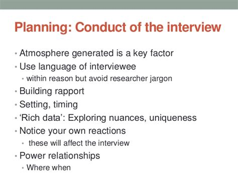 Language Reserach12 semi structured interviews for educational research