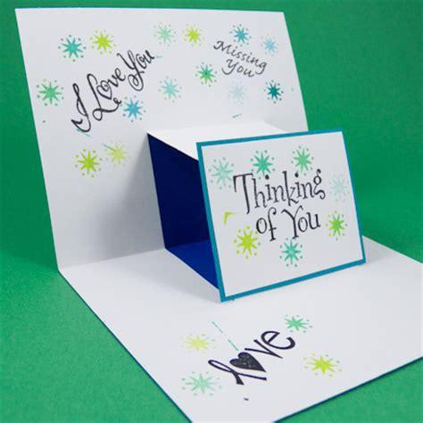 pop up greeting card tutorials card idea step pop up card tutorial greeting