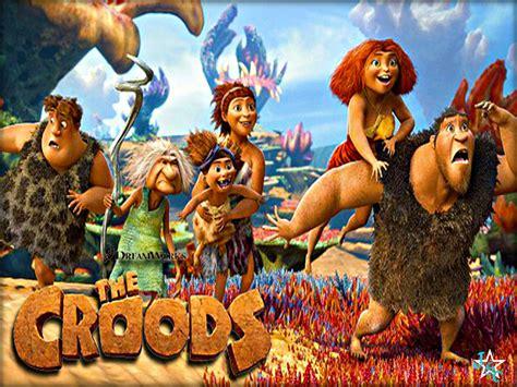 film tentang petualangan gua baru dirilis film the croods langsung merajai box office