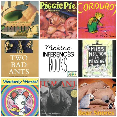 picture books for inferencing inferences the lemonade stand