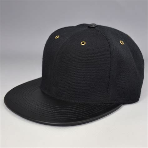 fashion snapback hats fashion plain black snapback hats