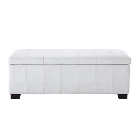 mobile fondoletto mobile fondoletto bianco in similpelle l 120 cm