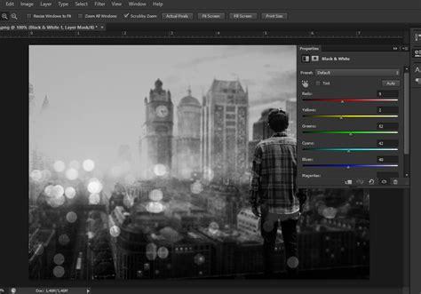 tutorial photoshop cs3 hitam putih tutorial membuat foto hitam putih dengan photoshop