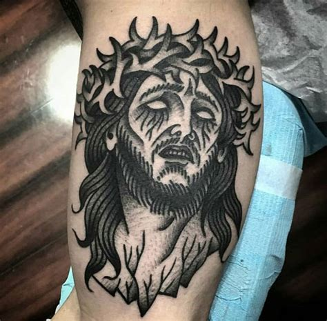 jesus head tattoo designs 28 jesus designs ideas design trends premium