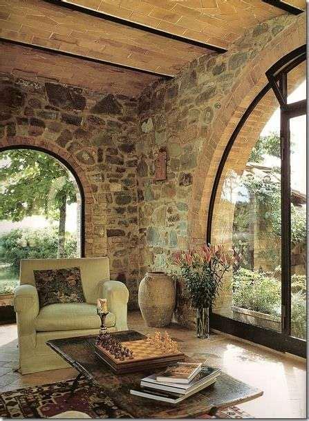 arredamento rustico toscano arredare il soggiorno in stile toscano foto 5 11