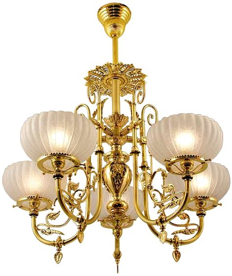 Lights And Chandeliers Vintage Hardware Lighting And Rococo Ceiling