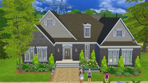 Family Cottages by Sims October 2014