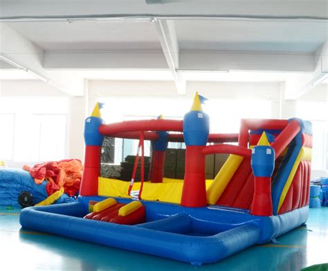 Home Inflatable Playground Jump House Rentals