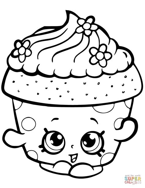 Shopkins Print Out Coloring Pages Printable 2 Shopkins Coloring Pages Print Out Colouring Pages