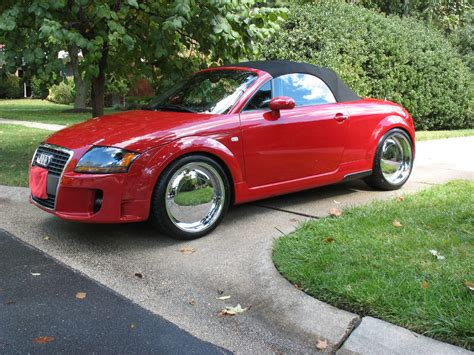 Audi Automobiles by 2001 Audi Tt Roadster Quattro For Sale Silver Spring