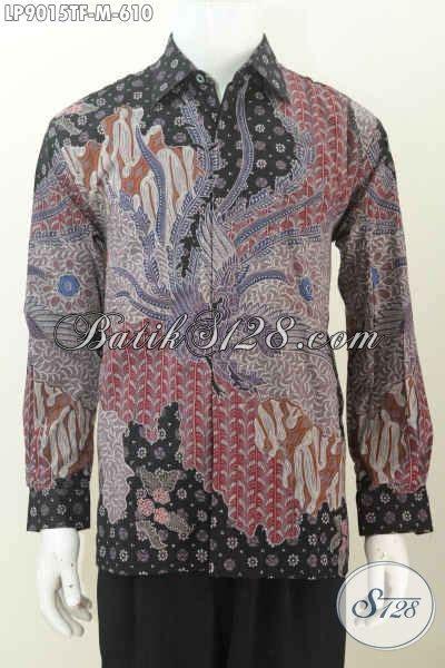 Harga Baju Pria Harga Baju Batik Pria Lengan Panjang Premium Terbaru