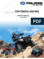 Kawasaki Bayou 300 Service Manual Repair Bearing