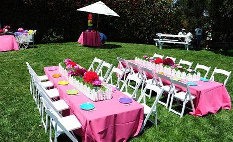 tavoli addobbati per compleanni idee per la tavola di compleanno dei bambini fotogallery