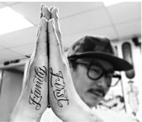 tattoo on hand family it s not so simple with hand tattoo best tattoo ideas