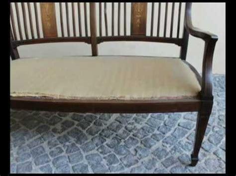 divanetto due posti divanetto due posti inglese divani antichi arredamento