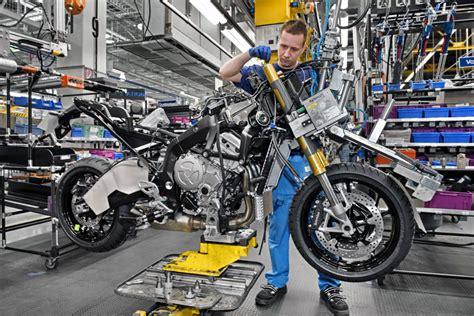 Bmw Motorrad Berlin Service by 100 Millions Pour L Usine Bmw De Berlin