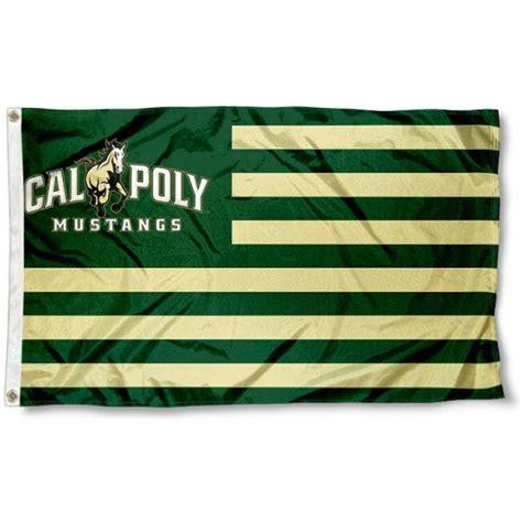 cal poly mustangs cal poly mustangs nation flag and cal poly mustangs nation