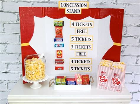 concession card template concession stand food menu images