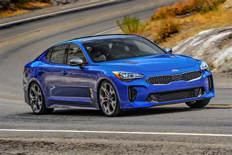 2019 Kia Stinger Gt Plus by Kia Stinger Gt Reports For Highway Patrol Duty In