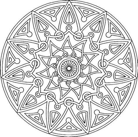 mandala embroidery patterns mandalas pattern coloring mandala coloring therapy pinterest mandala adult