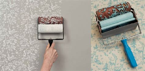wallpaper paint roller paint rollers for wallpapers and elements of an interior