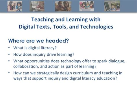 diversifying digital learning literacy and educational opportunity tech edu a series on education and technology books institute inquiry 7 12