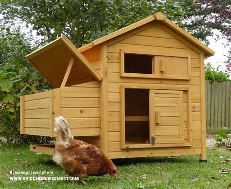 the chicken house hen house with large run