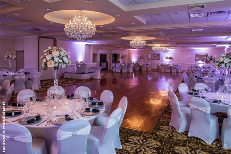 wedding reception venues central new jersey ballroom at the inn of east nj wedding venue