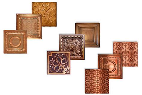 real copper ceiling tiles copper ceiling tiles from decorative ceiling tiles inc