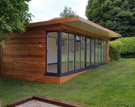 garden office manufacturer extra rooms
