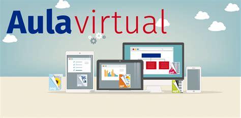 imagenes virtuales que son aula virtual