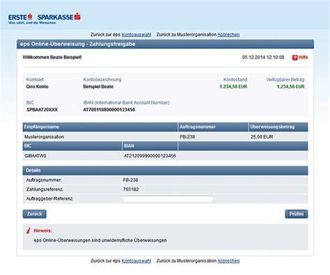 sofort bank login neue zahlungsweise eps 220 berweisung f 252 r 214 sterreich