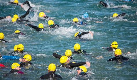 phoebe rocks swim phoebe swim padstow to rock swim 2017