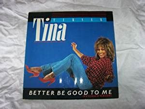tina turner better be to me tina turner better be to me extended version 12