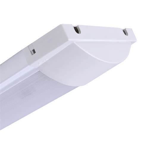 T8 Light Fixture by Vidaxl Co Uk 2 L 36w T8 Vapor Proof Fluorescent Light Fixture With Milk Top