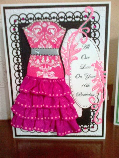 Sweet Handmade Cards - 17 best images about sweet sixteen cards on
