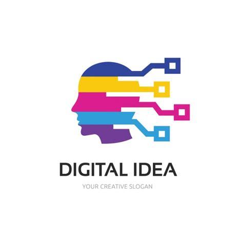 logo design digital digital logo vectors photos and psd files free download