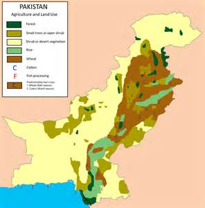 crops map anthropology of accord map on monday pakistan