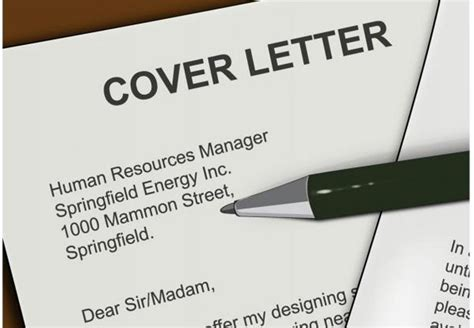 cover letter writing guide cover letter writing guide career ng