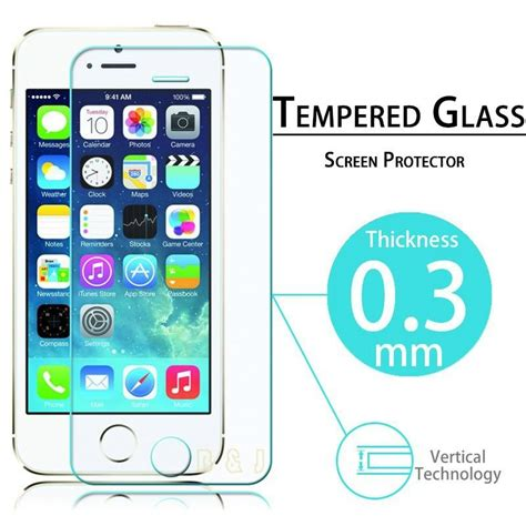 Tempered Usa Iphone5 premium tempered glass screen protector for iphone5 5s 5c protective ptg 029 oem china