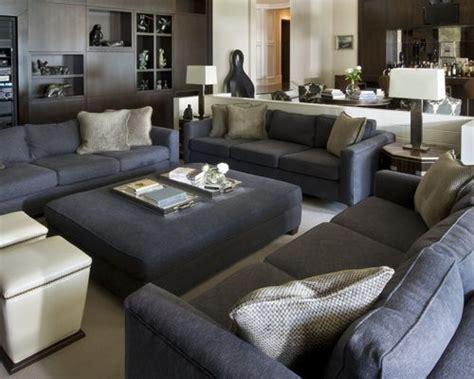 dark grey living room furniture dark gray sofa houzz