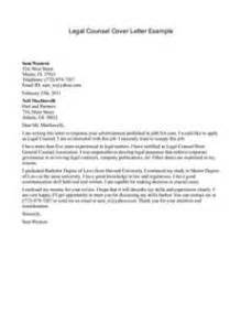 Employment Attorney Cover Letter by Cover Letter Attorney Letter Of Recommendation