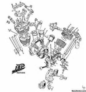 v engine diagram