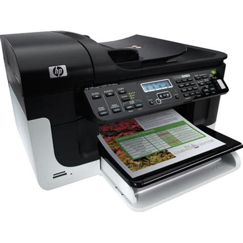 Printer Hp Officejet 6500 Wireless All In One hp officejet 6500 wireless all in one printer cb057a b1h b h
