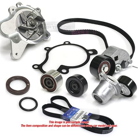 Kia Timing Belt Replacement Cost Oem Genuine Parts Timing Belt Water Kit For Kia 2006